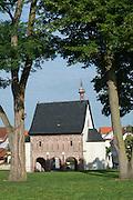 Kloster Lorsch, Königshalle, UNESCO Weltkulturerbe, Hessen, Deutschland
