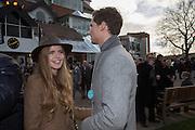 KATIE READMAN, Hennessy Gold Cup, The Racecourse Newbury. 30 November 2013.