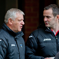 Dunfermline change manager   Presser   16 December 2014