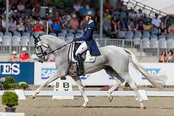 Romeike Louise, SWE, Waikiki<br /> European Championship Eventing<br /> Luhmuhlen 2019<br /> © Hippo Foto - Stefan Lafrentz
