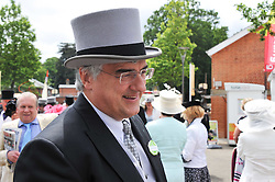 MICHAEL HINTZE at day 2 of the 2011 Royal Ascot Racing festival at Ascot Racecourse, Ascot, Berkshire on 15th June 2011.