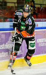 16.10.2015, Eisstadion Liebenau, Graz, AUT, EBEL, Moser Medical Graz 99ers vs Fehervar AV 19, 12. Runde, im Bild Jonas Almtorp (EC Graz 99ers) // during the Erste Bank Icehockey League 12th Round match between Moser Medical Graz 99ers and Fehervar AV 19 at the Ice Stadium Liebenau, Graz, Austria on 2015/10/16, EXPA Pictures © 2015, PhotoCredit: EXPA/ Erwin Scheriau