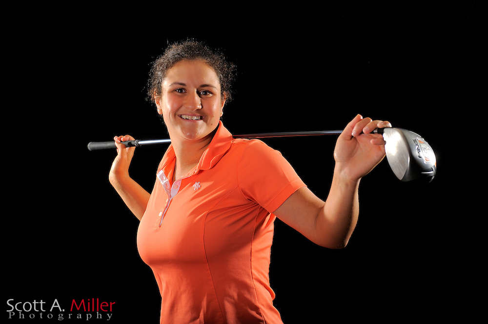 Marlowe Boukis during a portrait shoot prior to the LPGA Future Tour's Daytona Beach Invitational at LPGA International's Championship Courser on March 28, 2011 in Daytona Beach, Florida... ©2011 Scott A. Miller
