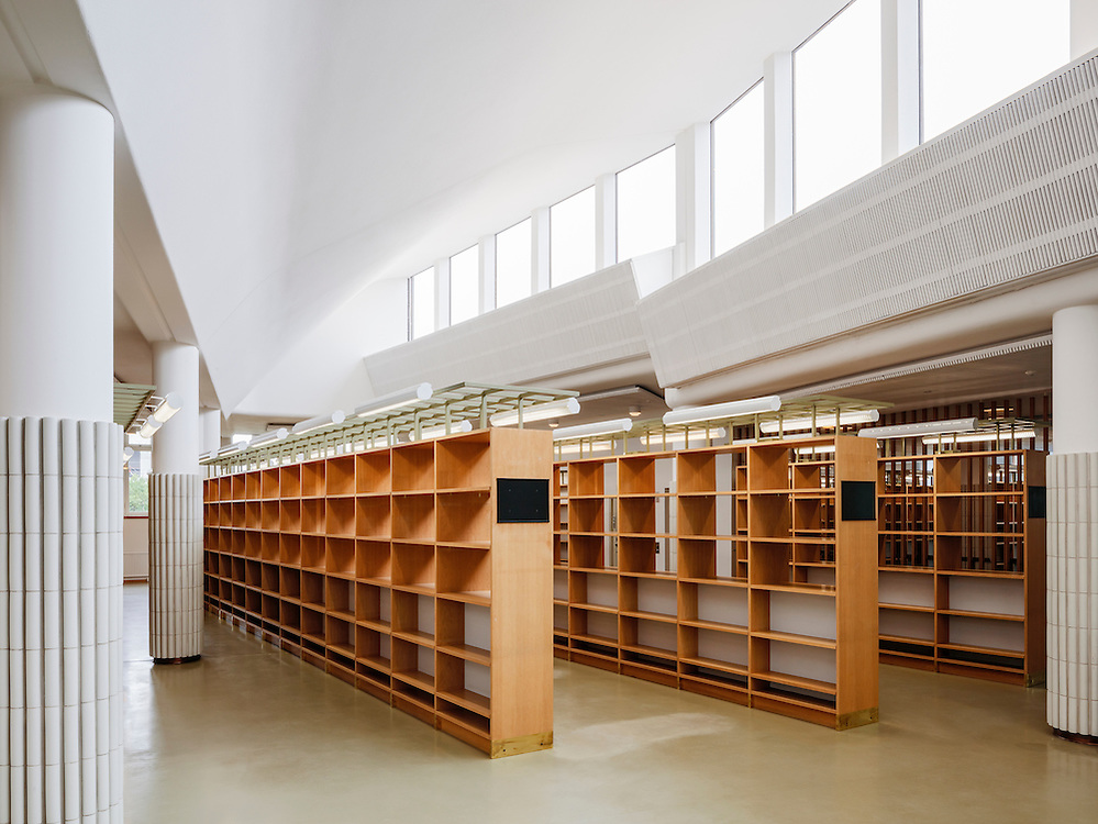 Tuomas Uusheimo: AALTO 20160830, Aalto-yliopiston Oppimiskeskus / Aalto University Learning Centre, Espoo, Finland