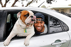 New Plymouth-Waisaki Naholo and his dog Mosko makes RWC squad