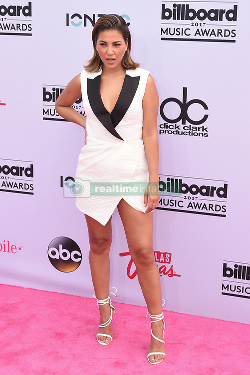 Liz Hernandez at 2017 Billboard Music Awards held at T-Mobile Arena on May 21, 2017 in Las Vegas, NV, USA (Photo by Jason Ogulnik) *** Please Use Credit from Credit Field ***