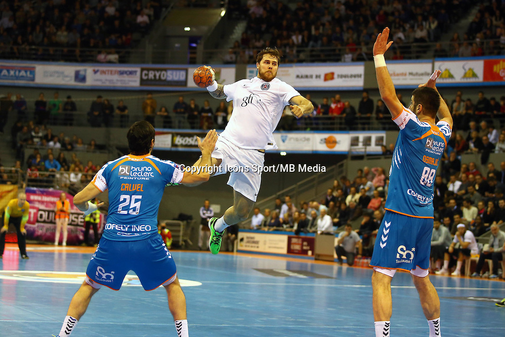 William Accambray  - 04.03.2015 - Toulouse  / PSG - 17eme journee de Division 1<br /> Photo : Manuel Blondeau / Icon Sport<br /> <br />   *** Local Caption ***