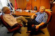 Gonzalo Mujica reunido con Tabare Viera