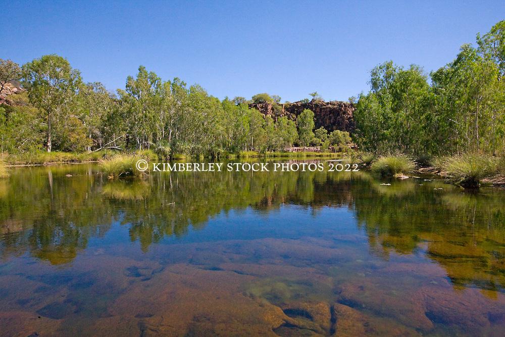 Camp Creek on the Kimberley coast.