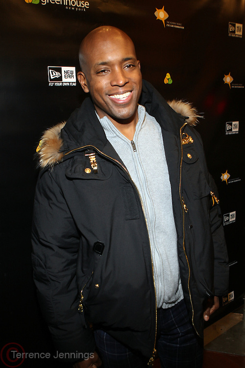 1 December 2010-New York, NY- Kelly G, VP Programming, BET at The New Era Launch of his Limited Edition 59Fitfty Cap and Launch of his Eye Can Foundation held at The New Era Flagship Store on December 1, 2010 in New York City. Photo Credit: Terrence Jennings