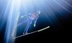 05.01.2016, Paul Ausserleitner Schanze, Bischofshofen, AUT, FIS Weltcup Ski Sprung, Vierschanzentournee, Qualifikation, im Bild Johann Andre Forfang (NOR) // Johann Andre Forfang of Norway during his Qualification Jump for the Four Hills Tournament of FIS Ski Jumping World Cup at the Paul Ausserleitner Schanze, Bischofshofen, Austria on 2016/01/05. EXPA Pictures © 2016, PhotoCredit: EXPA/ JFK