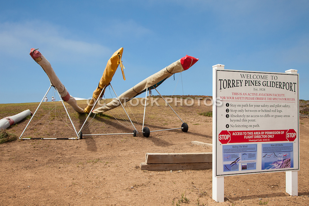 Torrey Pines Gliderport Aviation Facility