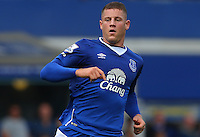 Everton's Ross Barkley during the Barclays Premier League match at Goodison Park, Liverpool.