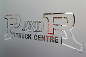 P&R Truck Centre Website