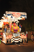 Portrait format of Wackee Race by Wills Carnival Club at the 2011 Glastonbury Chilkwell Guy Fawkes Carnival.