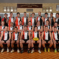 Rockingham RAMS - 2014 - Team Shots