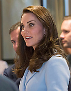 Kate Middleton Visits Luxembourg City Museum