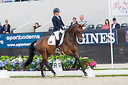 Annabelle Collins - Fifth Avenue BCN<br /> Longines FEI/WBFSH World Breeding Dressage Championships for Young Horses 2016<br /> © DigiShots