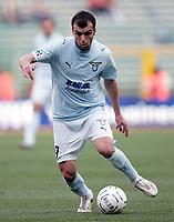 """Goran Pandev (Lazio)<br /> Italian """"Serie A"""" 2006-07 <br /> 18 Apr 2007 (Match Day 22)<br /> Lazio-Chievo (0-0)<br /> """"Olimpico"""" Stadium-Roma-Italy<br /> Photographer Luca Pagliaricci INSIDE"""