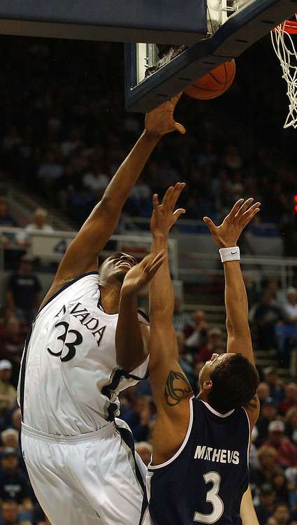 Images from the 2006 Western Athletic Conference Tournament in Reno, Nev. at Lawlor Events Center...Photo by David Calvert