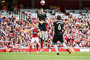 Sevilla midfielder Daniel Carrico (6) during the Emirates Cup 2017 match between Arsenal and Sevilla at the Emirates Stadium, London, England on 30 July 2017. Photo by Sebastian Frej.