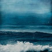 Atlantic surf, France