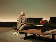 Milan, Patricia Urquiola at Cassina showroom