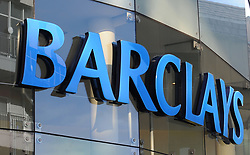 File photo dated 05/02/13 of a branch of Barclays, which has seen half-year profits surge, but said it would have to fork out an extra £700 million to meet compensation claims for mis-selling payment protection insurance (PPI).