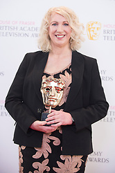 Anne Morrison attends House of Fraser British Academy Television Awards Nominations Announcement at the Princess Anne Theatre in London. EXPA Pictures © 2016, PhotoCredit: EXPA/ Photoshot/ Euan Cherry<br /> <br /> *****ATTENTION - for AUT, SLO, CRO, SRB, BIH, MAZ, SUI only*****