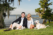 Chris and Lynley Engagement | New Bern NC Photographers