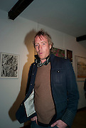 Rhys Ifans, METRO Ð LAND , A GROUP EXHIBITION OF NEW WORKS BY 50 LONDONÐBASED ARTISTS CURATED BY FLORA FAIRBAIRN AND ROWENA CHIU. MERRISCOURT FARM, SARSDEN, NR. CHIPPING NORTON. Oxon. 16 May 2009<br /> Rhys Ifans, METRO ? LAND , A GROUP EXHIBITION OF NEW WORKS BY 50 LONDON?BASED ARTISTS CURATED BY FLORA FAIRBAIRN AND ROWENA CHIU. MERRISCOURT FARM, SARSDEN, NR. CHIPPING NORTON. Oxon. 16 May 2009