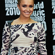 MON/Monte Carlo/20100512 - World Music Awards 2010, Hayden Pannettiere