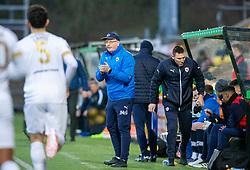 Raith Rovers manager John McGlynn. Livingston 3 v 1 Raith Rovers, William Hill Scottish Cup played 18/1/2020 at the Livingston home ground, Tony Macaroni Arena.