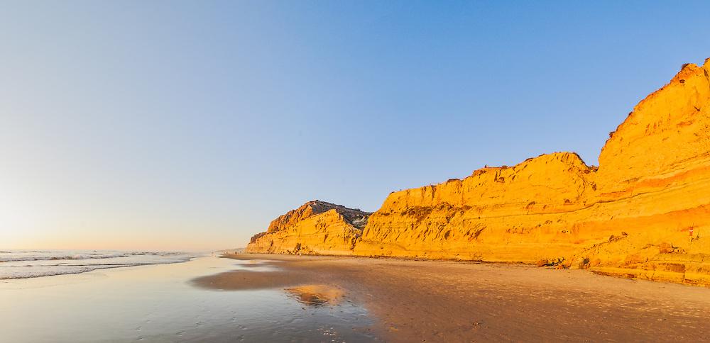 California, San Diego, La Jolla, Torrey Pines State Natural  Reserve