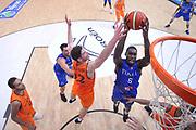 Paul Stephane Biliga<br /> Nazionale Italiana Maschile Senior - Trentino Basket Cup 2017<br /> Italia - Paesi Bassi Italy - Netherlands<br /> FIP 2017<br /> Trento, 30/07/2017<br /> Foto M.Ceretti / Ciamillo-Castoria