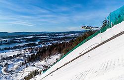 18.03.2018, Vikersundbakken, Vikersund, NOR, FIS Weltcup Ski Sprung, Raw Air, Vikersund, Finale, im Bild Markus Eisenbichler (GER) // Markus Eisenbichler of Germany during the 4th Stage of the Raw Air Series of FIS Ski Jumping World Cup at the Vikersundbakken in Vikersund, Norway on 2018/03/18. EXPA Pictures © 2018, PhotoCredit: EXPA/ JFK