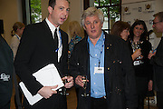 ANTONY RETTIE; JAMES HUGHES-ONSLOW , STREETSMART RAISES RECORD-BREAKING £805,000 TO TACKLE HOMELESSNESS. Celebrate with a drinks party at the Cabinet Office. Horse Guards Rd. London. 13 May 2013.