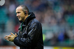 Harlequins Director of Rugby Conor O'Shea looks on before the start of the match - Photo mandatory by-line: Rogan Thomson/JMP - Tel: Mobile: 07966 386802 29/12/2012 - SPORT - RUGBY - Twickenham Stadium - London. Harlequins v London Irish - Aviva Premiership - LV= Big Game 5.