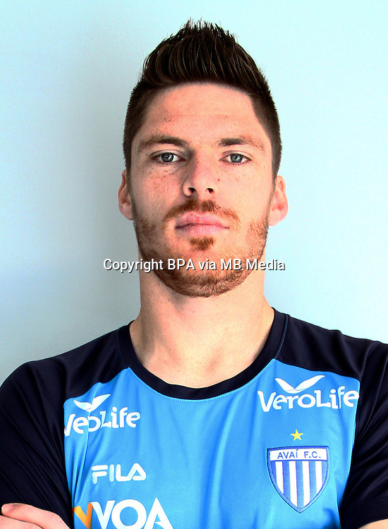 Brazilian Football League Serie B 2016  / <br /> ( Avai Futebol Clube ) - <br /> Mauricio Kozlinski