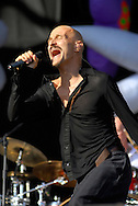 Tim Booth, James, Virgin Mobile V Festival V2009, Hylands Park, Chelmsford, Essex, Britain - 22nd Aug 2009
