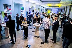 SPINS XI Nogometna Gala 2017 event when presented best football players of Prva liga Telekom Slovenije in season 2016/17, on May 23, 2017 in Grand hotel Union, Ljubljana, Slovenia. Photo by Vid Ponikvar / Sportida