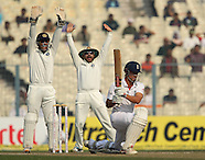 Cricket - India v England 3rd Test Day 3 Kolkata