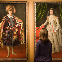 London Feb 18 The British Museums opens its doors to the Iran Exhibition Shah Abbas the Remaking of Iran which explores  the periods between 1587 and 1629...Standard Licence feee's apply  to all image usage.Marco Secchi - Xianpix tel +44 (0) 845 050 6211 .e-mail ms@msecchi.com .http://www.marcosecchi.com