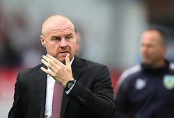 Burnley manager Sean Dyche - Mandatory by-line: Jack Phillips/JMP - 19/08/2017 - FOOTBALL - Turf Moor - Burnley, England - Burnley v West Bromwich Albion - Premier League
