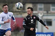 Friendly: Cobh Ramblers 0 - 1 Limerick : 9th Feb 19