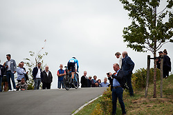 Aude Biannic (FRA) at Boels Ladies Tour 2019 - Prologue, a 3.8 km individual time trial at Tom Dumoulin Bike Park, Sittard - Geleen, Netherlands on September 3, 2019. Photo by Sean Robinson/velofocus.com
