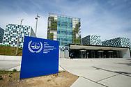 Den Haag. Het Internationaal Strafhof (International Criminal Court/Cour Pénale Internationale, ICC/CPI) is een permanent hof voor het vervolgen van personen die verdacht worden van genocide, misdaden tegen de menselijkheid en oorlogsmisdaden zoals deze zijn omschreven in het statuut. De werktalen zijn Engels en Frans. Het Internationaal Strafhof is in 2002 opgericht en zetelt in Den Haag, sinds december 2015 in een nieuw gebouwd pand aan de Oude Waalsdorperweg. Foto: Gerrit de Heus                                                               The International Criminal Court (ICC or ICCt)[2] is an intergovernmental organization and international tribunal that sits in The Hague, Netherlands. The ICC has jurisdiction to prosecute individuals for the international crimes of genocide, crimes against humanity, war crimes, and crimes of aggression. It is intended to complement existing national judicial systems and it may therefore exercise its jurisdiction only when certain conditions are met, such as when national courts are unwilling or unable to prosecute criminals or when the United Nations Security Council or individual states refer situations to the Court. Photo: Gerrit de Heus