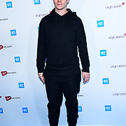Alfie Allen Arrives at 2020 WE Day UK at Wembley Arena, London, Uk 4 March 2020.