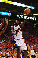 May 29, 2010; Phoenix, AZ, USA; Phoenix Suns guard Jason Richardson (23) puts up a shot during the first quarter in game six of the western conference finals in the 2010 NBA Playoffs at US Airways Center.  Mandatory Credit: Jennifer Stewart-US PRESSWIRE
