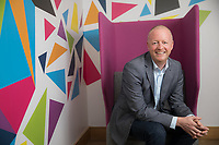 20-10-2017<br /> No repro fee<br /> Picture shows Aidan Power, KBC Bank Ireland's Director of Customer Brand and Marketing.Pic:Naoise Culhane-no fee